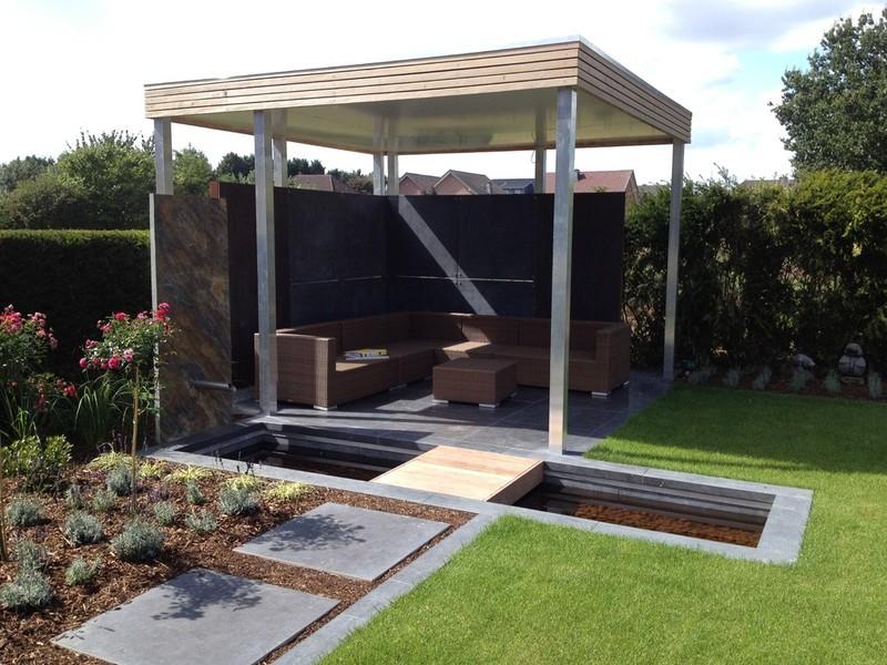 gartenhaus offen arkansasgreenguide. Black Bedroom Furniture Sets. Home Design Ideas