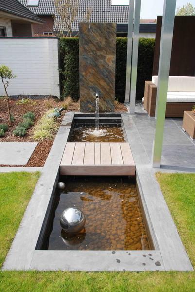 richter garten gartenarchitektur hausgarten mit. Black Bedroom Furniture Sets. Home Design Ideas