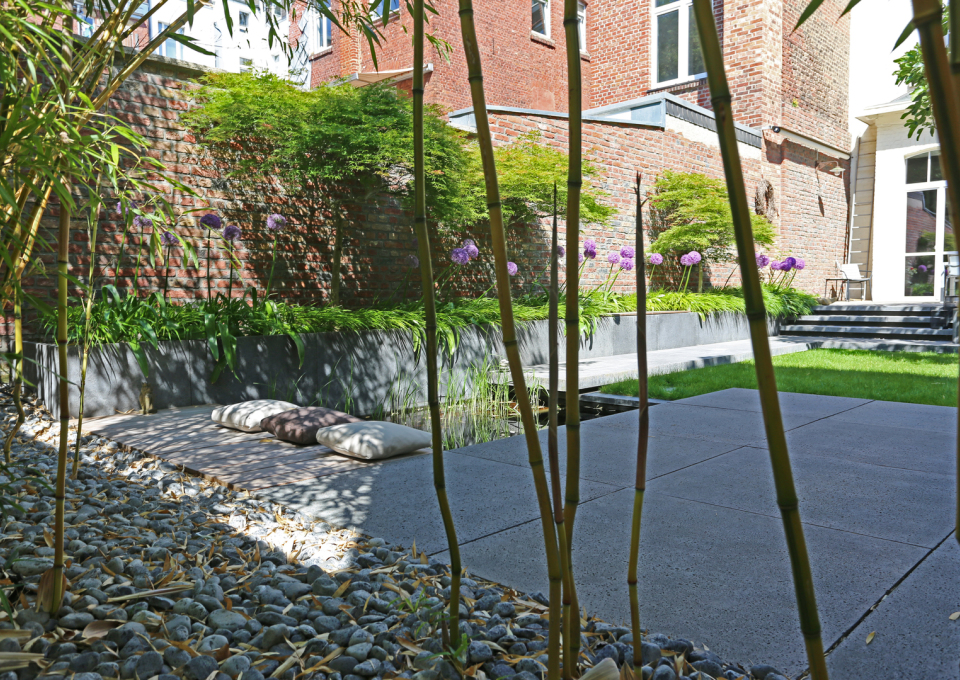 Richter Garten richter garten, gartenarchitektur - projektegalerie